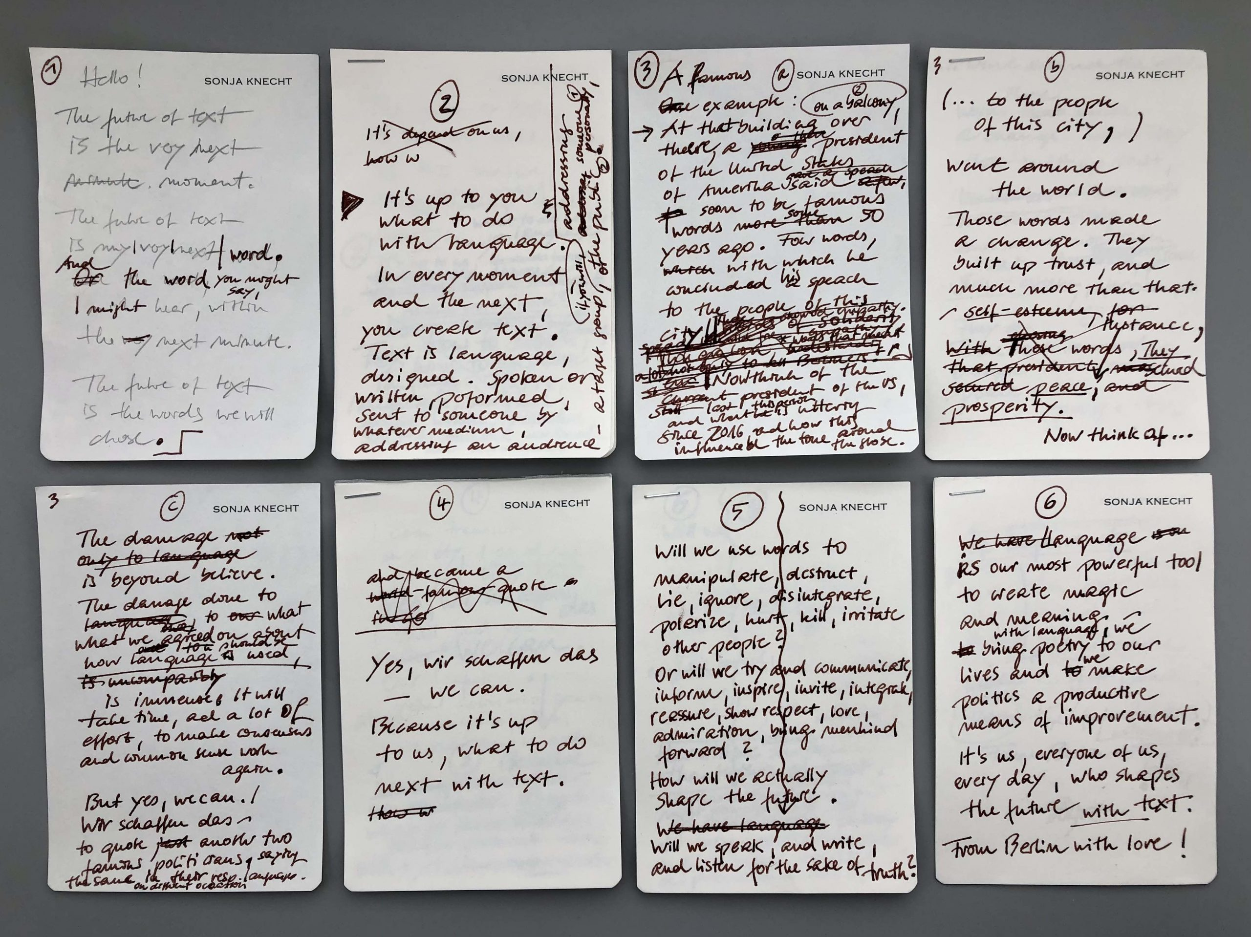 Manuscript for Sonja Knecht's Future of Text video